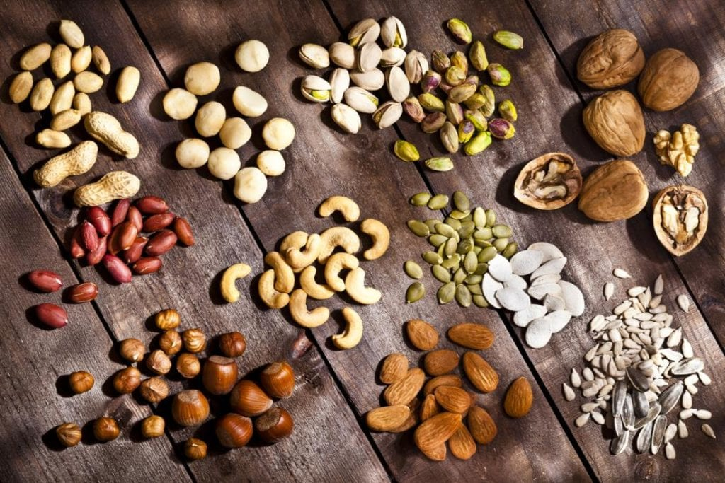 'Go Nuts' for the Health Benefits of Tree Nuts